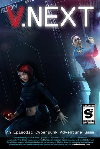 V.Next Poster